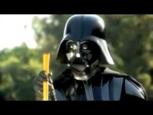 Darth Vader funny video