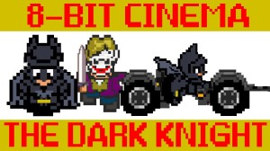 Batman The Dark Knight - 8 Bit