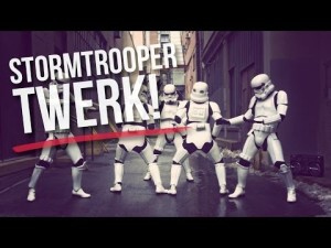 Storm Trooper Hip Hop