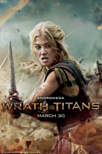 Andromeda. Wrath of the Titans