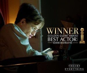 The Theory of Everything golden globe