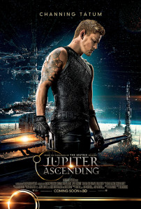 Jupiter Ascending Channing