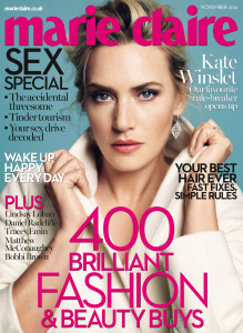 Kate Winslet marie claire