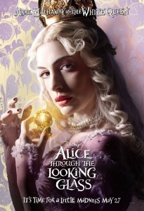 Alice Through the Looking Glass Anne
