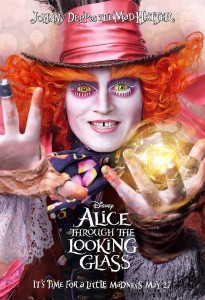 Alice Through the Looking Glass Johnny