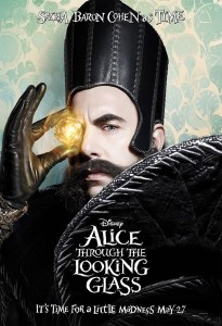 Alice Through the Looking Glass Sasha