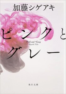 ピンクとグレー_小説