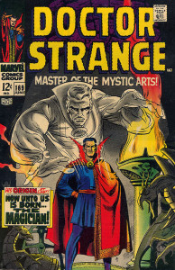 Doctor Strange_comic