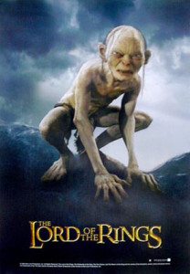 gollum_The Lord of the Rings