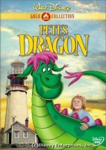 ピートとドラゴン_アニメ