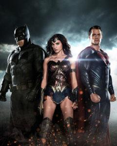 batman v superman wonderwoman